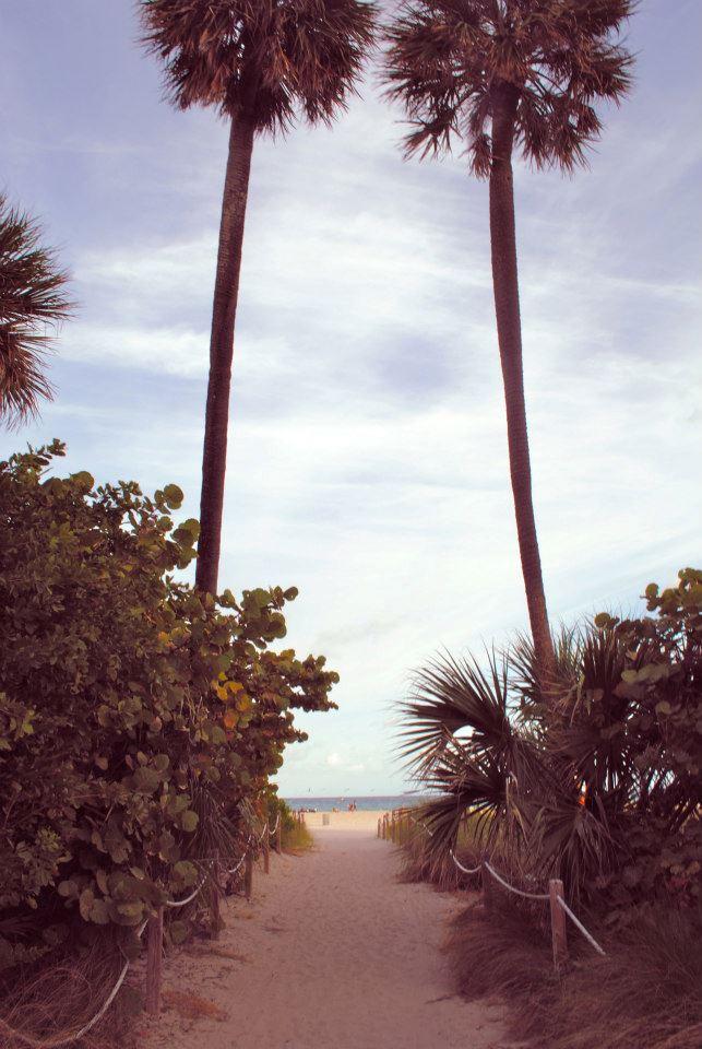 beach portal